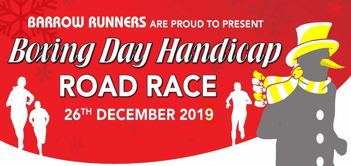 Boxing Day Handicap Race 2019 promo
